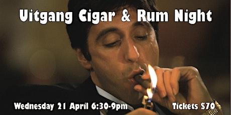 Uitgang Cigar & Rum Night tickets