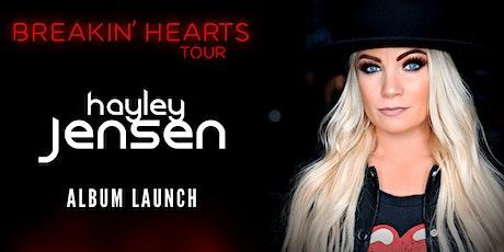 Hayley Jensen Breakin' Hearts Album Launch Tour - Tumut River Brewing Co. tickets