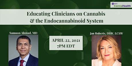 Educating Clinicians on Cannabis and the Endocannabinoid System tickets