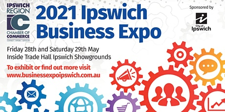 2021 Business Expo Ipswich Visitor Registration tickets