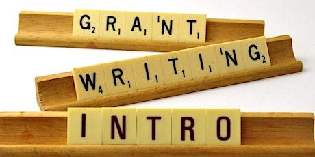 Getting Grant Ready - Webinar tickets