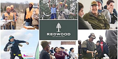 Redwood ManMaker Event tickets