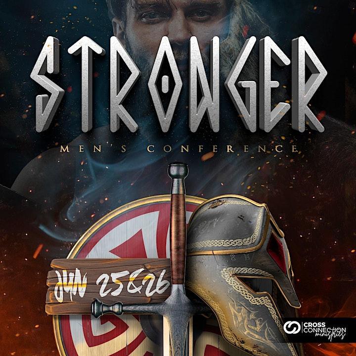 "Imagen de Men Conference ""Stronger"""