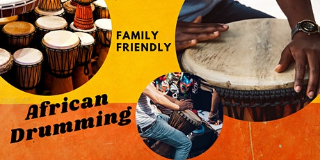 African Drumming Classes for Kids and Adults tickets