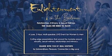 Enlightenment in the Bedroom - Brisbane tickets
