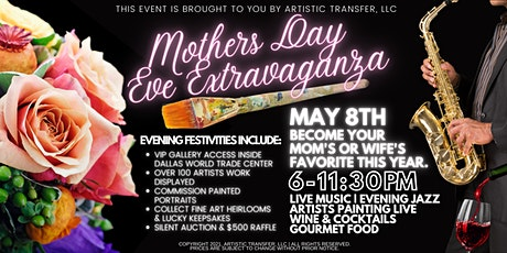 Mother's Day Eve Extravaganza tickets