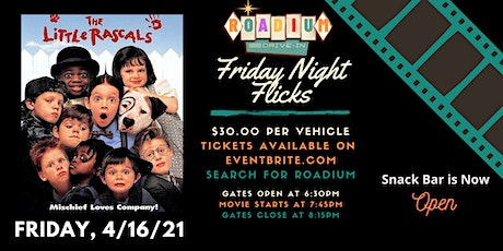 THE LITTLE RASCALS - Presented by The Roadium Drive-In tickets