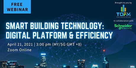 SMART BUILDING TECHNOLOGY: DIGITAL PLATFORM & EFFICIENCY biglietti