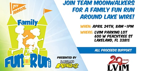 Team Moonwalkers - Family Fun Run tickets