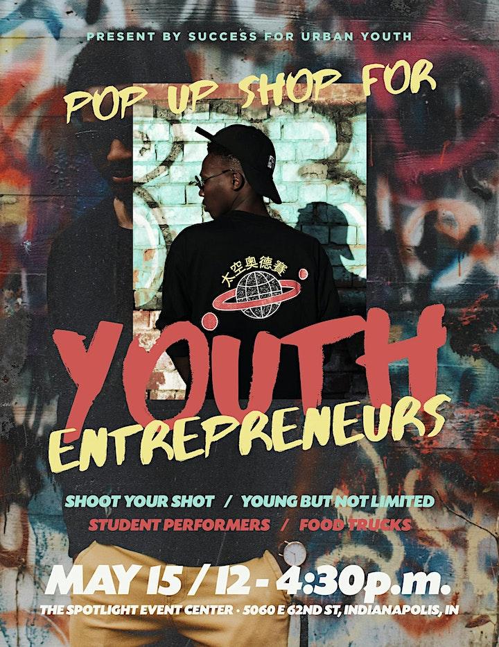 Youth Entrepreneur Pop Up Shop image