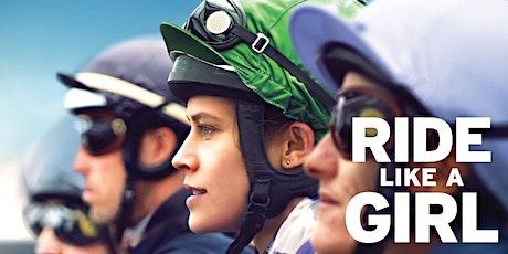 Seniors Festival: Golden Screening - Ride Like a Girl tickets