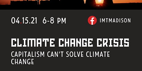 Climate Change Crisis tickets