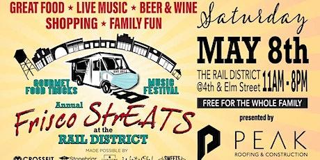 9th Annual Frisco StrEATs Food Truck & Music Festival tickets