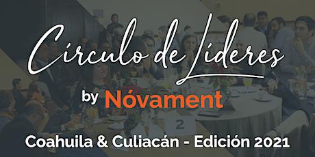 Círculo de Líderes Coahuila & Culiacan  -  Inspire by experience entradas