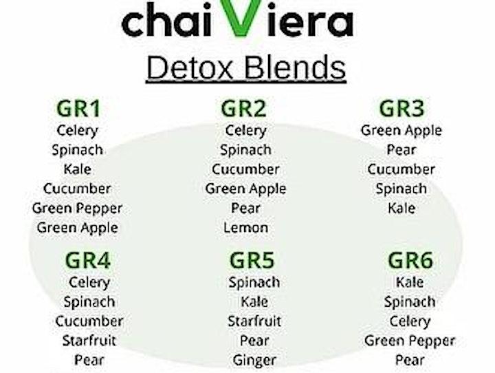 Virtual 1-Day Mindful Meditation &  Green Juice Detox Retreat image