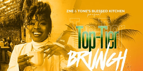 ZNE Top Tier Brunch / Day Party 2021 tickets