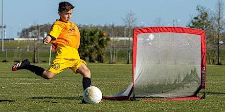 NACTM Soccer Academy Silver Spring Camp tickets