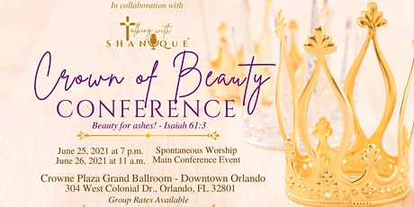 Rise Up: Crown of Beauty Conference tickets