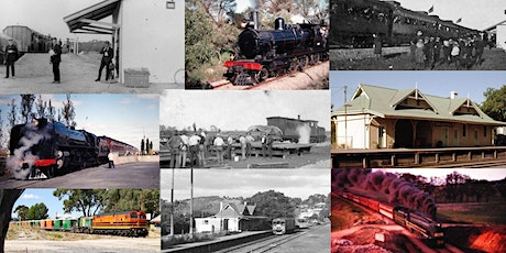 Barossa History Fair (Session 3): The Barossa Railway tickets