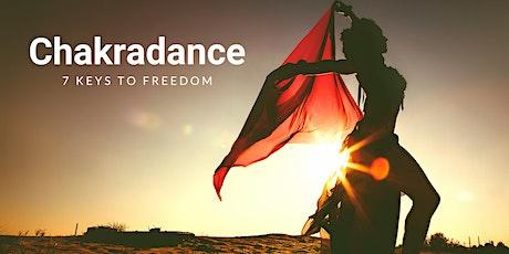 Copy of Chakradance: 7 keys to freedom tickets