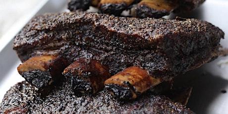 2 Smoking Barrels - American Barbecue Masterclass Saturday 15th MAY 2021 tickets