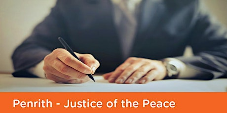 Justice of the Peace: Penrith Library - Wednesday 14th April 2021 tickets