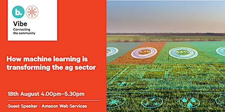 How machine learning is transforming the ag sector tickets