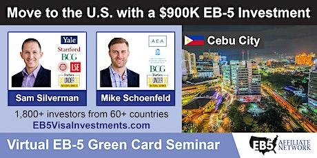 U.S. Green Card Virtual Seminar – Cebu City, Philippines tickets