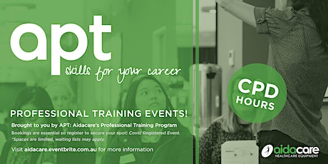 APT Port Macquarie CPD Event tickets