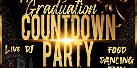 Graduation Countdown Party presented by Kappa Alpha Psi Fraternity, Inc tickets