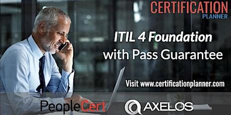 ITIL4 Foundation Training in Mexico City boletos