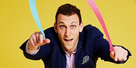 ANZUP'S COMEDY NIGHT | #LAUGHYOURWAY | SATURDAY 1 MAY tickets