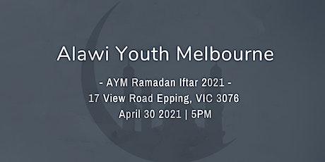 AYM Ramadan Iftar tickets