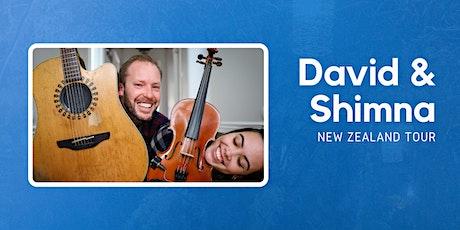 David & Shimna - Harmonies, Loops, & Laughter tickets