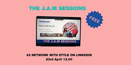 THE J.A.M SESSIONS Tickets