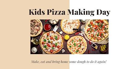 Kids Pizza Making Master Class tickets