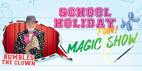 Interactive Magic Show - School Holiday Fun tickets