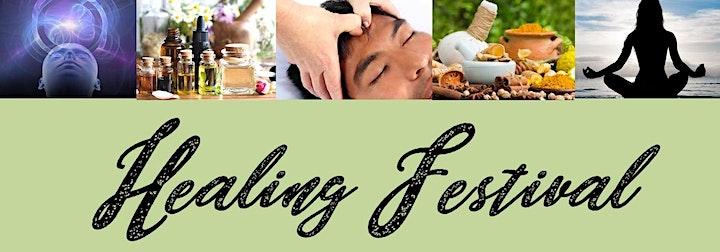 Healing Festival 2021! image