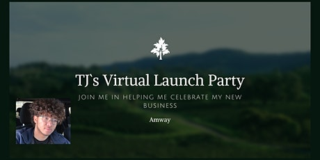 TJ`s Virtual launch Party tickets
