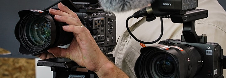 Videocraft | Sony Cinema Line Workshop image
