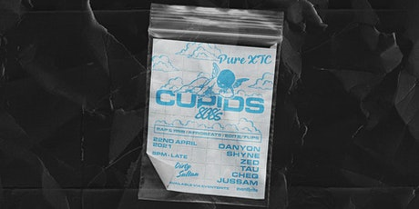 Cupids808 - Pure XTC tickets