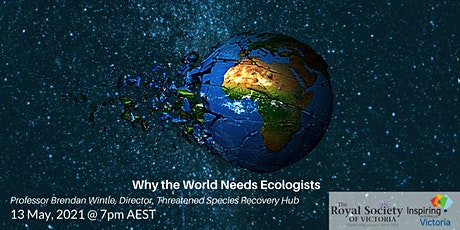 Why the World Needs Ecologists tickets