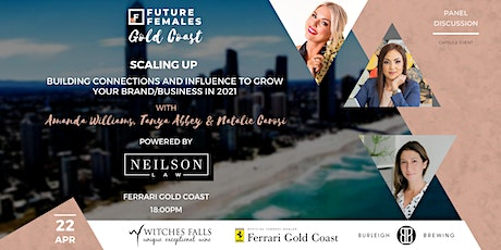 Scaling Up I Future Females Gold Coast tickets