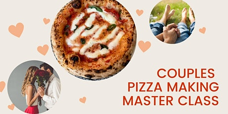 Date Night - Authentic Italian Pizza Making Class tickets