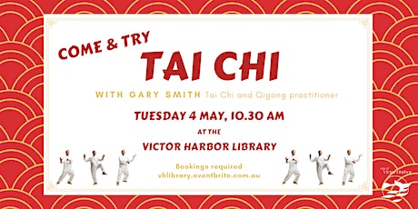 Come & Try Tai Chi tickets