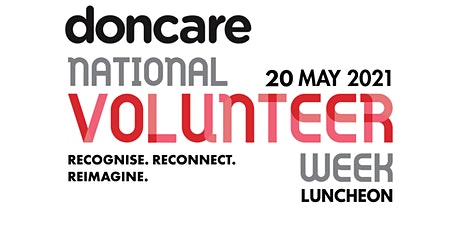 Doncare National Volunteer Week Luncheon tickets