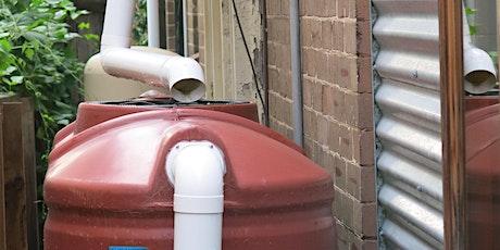 Rainwater Harvesting Webinar tickets