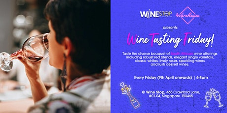 Wine Tasting Fridays! tickets