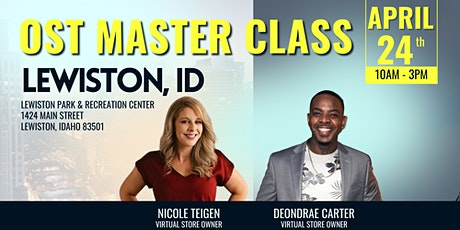 OST MASTER CLASS LEWISTON tickets