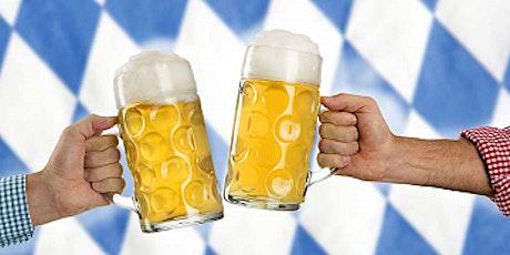 Bräufest: Beer, Food, Friends, Biergarten Re-Opening ($45)(Outdoor Event) tickets